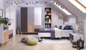 Jugendzimmer komplett Colin Set B