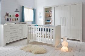Babyzimmer komplett Cannes Set C