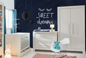 Babyzimmer komplett Cannes Set B