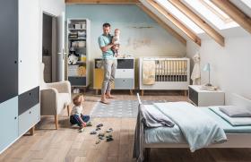Babyzimmer komplett Colin Set B