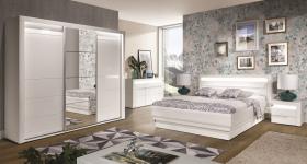 Schlafzimmer komplett Iris Set C