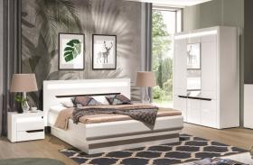 Schlafzimmer komplett Iris Set A