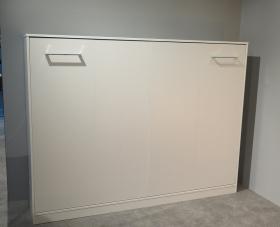Schrankbett Wandbett horizontal HB 140x200