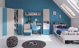 Jugendzimmer komplett Space Set A