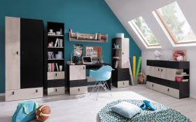 Jugendzimmer komplett Space Set E