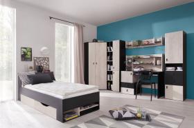 Jugendzimmer komplett Space Set D