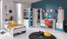 Jugendzimmer komplett Space Set B