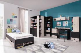 Jugendzimmer komplett Space Set F