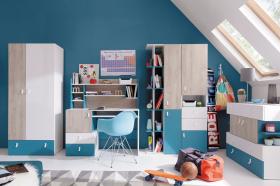 Jugendzimmer komplett Space Set C
