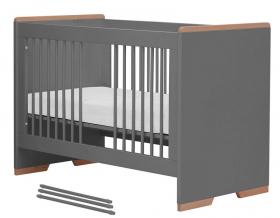 Babyzimmer komplett Spring grau Set B