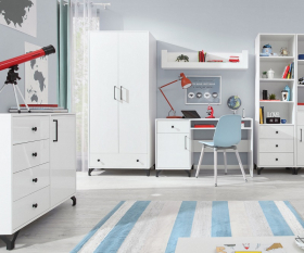 Jugendzimmer komplett Bent Set B