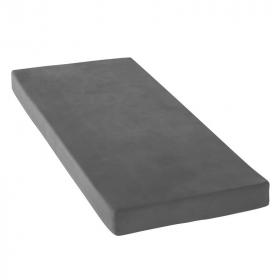 Taschenfederkern-Matratze grau 200x90 cm