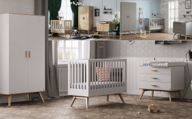 Babyzimmer komplett Nicole