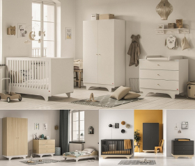Babyzimmer komplett Polly
