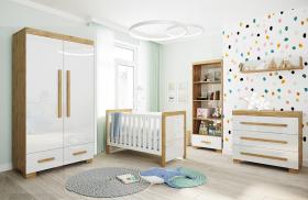 Babyzimmer komplett Olivia Set A