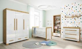 Babyzimmer komplett Olivia Set B