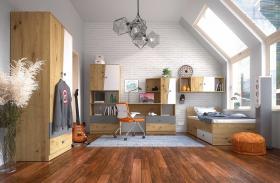 Jugendzimmer komplett Neo Set B