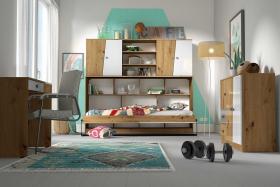 Jugendzimmer komplett Neo Set C