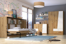 Jugendzimmer komplett Neo Set D
