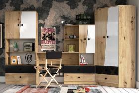 Jugendzimmer komplett Neo Set A