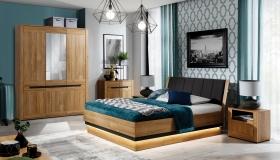 Schlafzimmer Komplett Jorck Set A