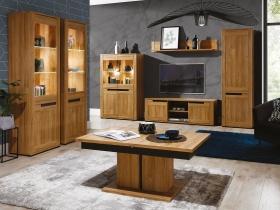 Wohnzimmer Komplett Jorck Set B